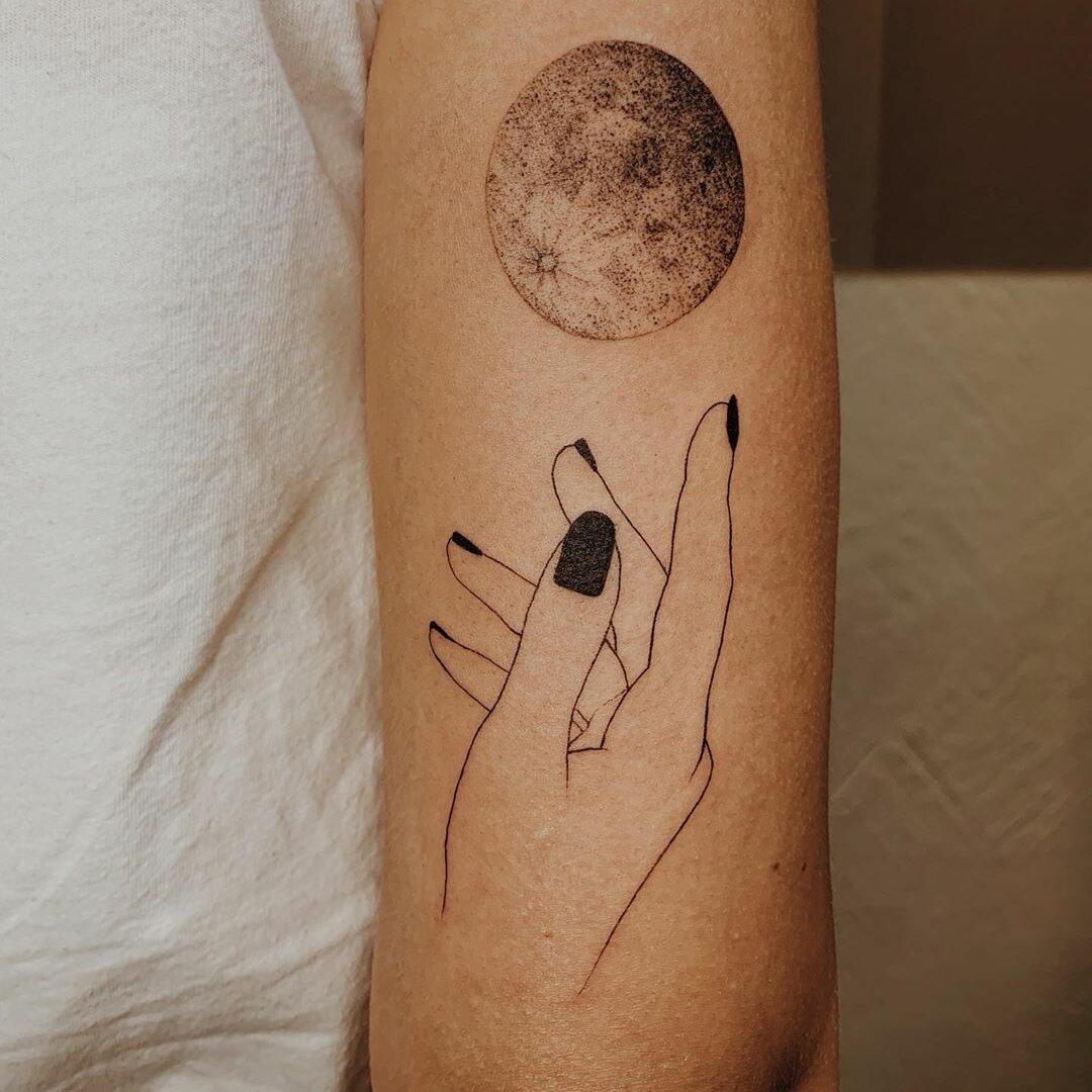 Italienisch Tattoo Kleine Meise Tattoo